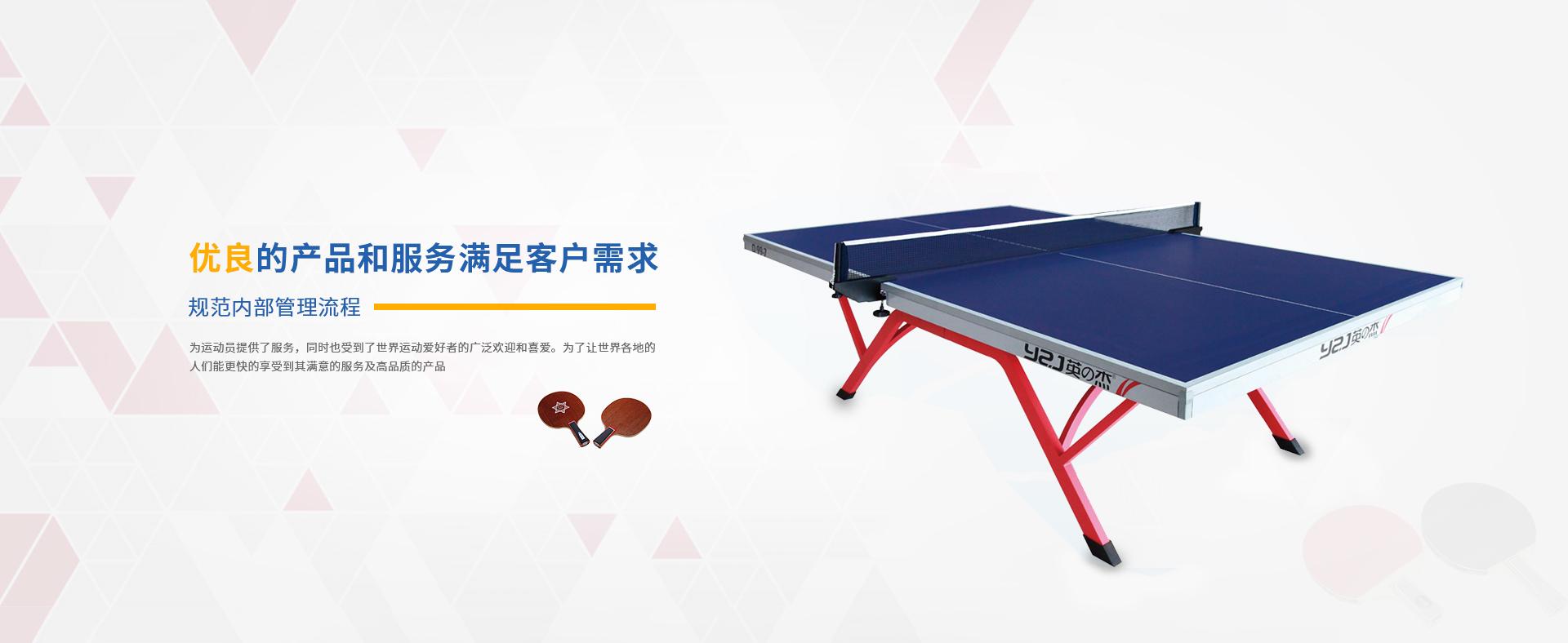 乒乓球厂家