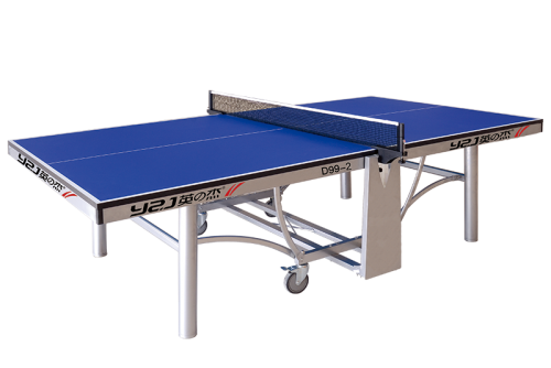 D99-2 bi-fold mobile international competition table