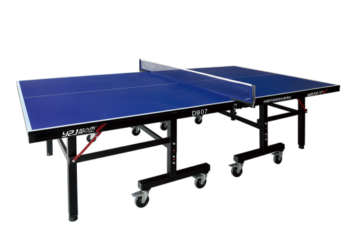 D907 single folding advanced competition table